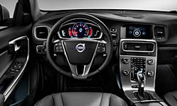 Volvo Models at TrueDelta: 2017 Volvo V60 interior