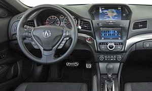 Acura Models at TrueDelta: 2018 Acura ILX interior