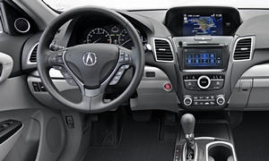 Acura Models at TrueDelta: 2018 Acura RDX interior