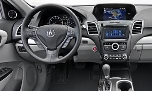 Acura RDX vs. Nissan Rogue MPG