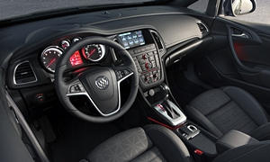 Convertible Models at TrueDelta: 2019 Buick Cascada interior