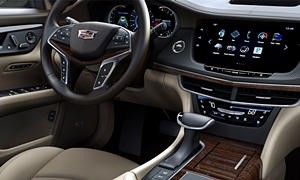 Cadillac Models at TrueDelta: 2017 Cadillac CT6 interior