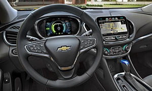 Hatch Models at TrueDelta: 2018 Chevrolet Volt interior