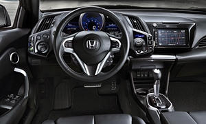 Hatch Models at TrueDelta: 2016 Honda CR-Z interior