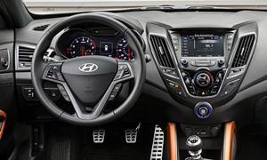 Hyundai Genesis Coupe vs. Hyundai Veloster MPG