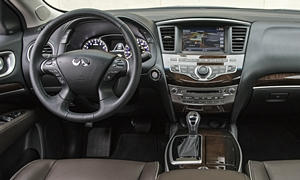 acura mdx vs infiniti qx60 feature comparison at truedelta optional and standard features by trim. Black Bedroom Furniture Sets. Home Design Ideas