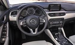 Honda Accord vs. Mazda Mazda6 MPG