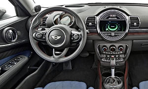 Wagon Models at TrueDelta: 2018 Mini Clubman interior