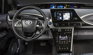 Toyota Mirai Features