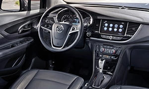Buick Models at TrueDelta: 2020 Buick Encore interior