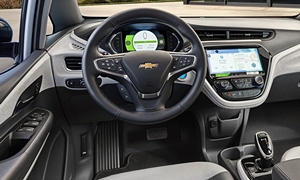 Hatch Models at TrueDelta: 2018 Chevrolet Bolt EV interior