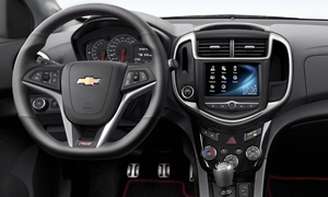 Hatch Models at TrueDelta: 2018 Chevrolet Sonic interior