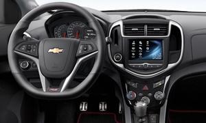 Chevrolet Cobalt vs. Chevrolet Sonic MPG