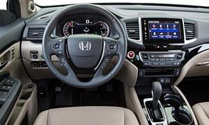 Honda Ridgeline vs. Honda Pilot MPG