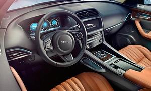 Jaguar F-Pace Specs