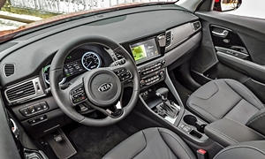 SUV Models at TrueDelta: 2019 Kia Niro interior
