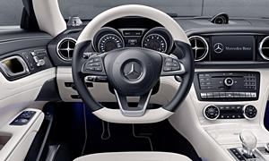 Convertible Models at TrueDelta: 2020 Mercedes-Benz SL interior