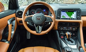 Coupe Models at TrueDelta: 2020 Nissan GT-R interior