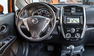 Nissan Altima vs. Nissan Versa Note MPG