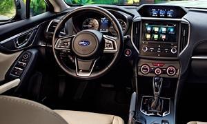 Subaru Impreza / Outback Sport vs. Subaru Legacy MPG