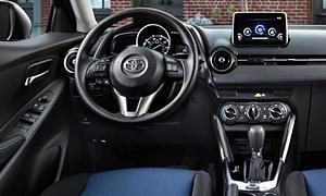 Toyota Yaris iA Features