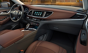 Buick Models at TrueDelta: 2020 Buick Enclave interior