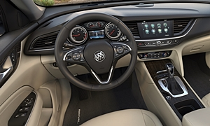 Wagon Models at TrueDelta: 2018 Buick Regal interior