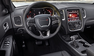 Dodge Models at TrueDelta: 2018 Dodge Durango interior