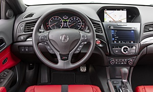 Acura Models at TrueDelta: 2019 Acura ILX interior