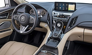 Acura Models at TrueDelta: 2019 Acura RDX interior