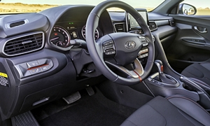 Hatch Models at TrueDelta: 2019 Hyundai Veloster interior