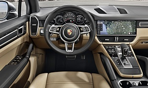 SUV Models at TrueDelta: 2020 Porsche Cayenne interior