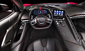 Convertible Models at TrueDelta: 2020 Chevrolet Corvette interior