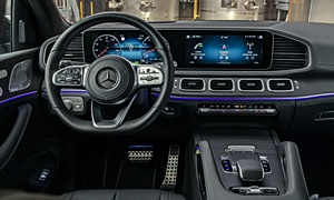Mercedes-Benz Models at TrueDelta: 2020 Mercedes-Benz GLS interior