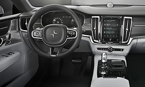Polestar Models at TrueDelta: 2020 Polestar 1 interior