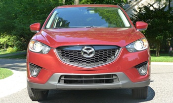 Mazda CX-5 Photos: