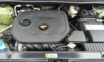 Kia Soul Photos: Kia Soul 164-horsepower 2.0-liter engine