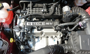Spark Reviews: Chevrolet Spark engine
