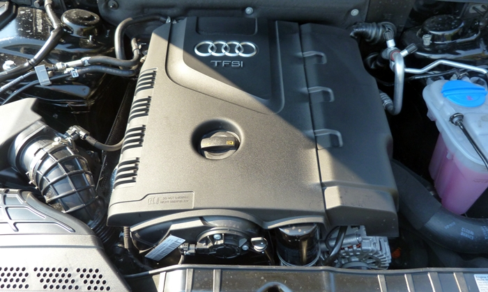 allroad Reviews: 2013 Audi allroad engine