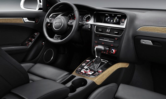 Audi Allroad Photos 2013 Audi Allroad Interior
