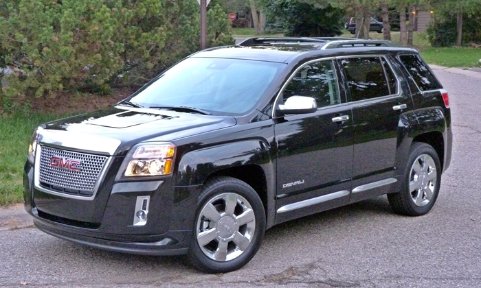 2013 Gmc Terrain Pros And Cons At Truedelta 2013 Gmc