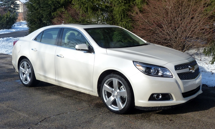 2013 Chevrolet Malibu Pros And Cons At Truedelta 2013
