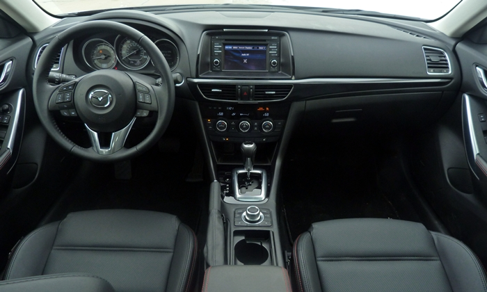 Mazda6 Reviews: 2014 Mazda6 Grand Touring