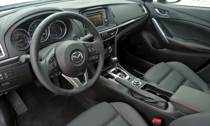 2014 mazda mazda6 pros and cons at truedelta 2014 mazda6 grand touring review by michael karesh. Black Bedroom Furniture Sets. Home Design Ideas