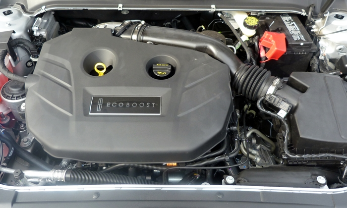 MKZ Reviews: 2013 Lincoln MKZ 2.0T engine