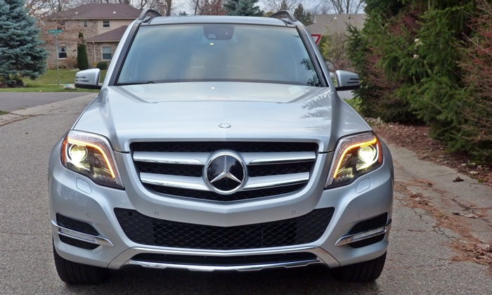 Mercedes-Benz GLK Photos: 2013 Mercedes-Benz GLK350 front view
