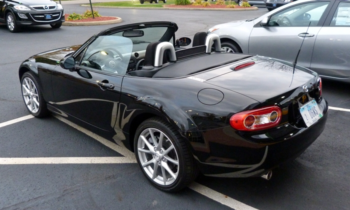 Mazda MX-5 Miata Photos: 2012 Mazda MX-5 Miata Touring ...