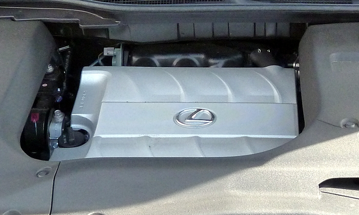 RX Reviews: 2013 Lexus RX 350 engine