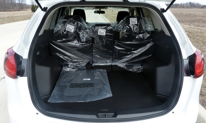 mazda cx 5 2013 grand touring cargo cover autos post. Black Bedroom Furniture Sets. Home Design Ideas