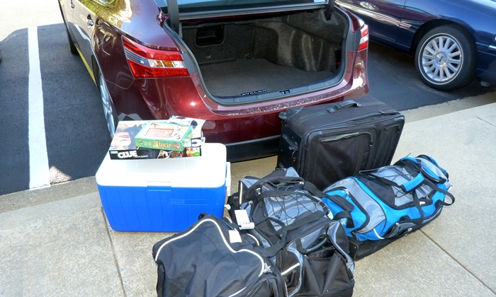 Avalon Reviews: 2013 Toyota Avalon trunk